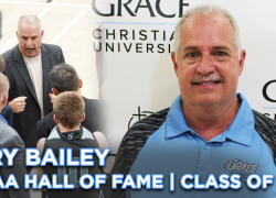Local man to be inducted into NCCAA Hall of Fame