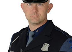 Mt. Pleasant detective awarded Trooper of the Year