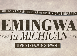 Ernest Hemingway highlighted in national documentary with photos from Michigan library