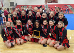 Cheer wins OK Gold conference