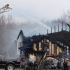 Family loses home in fire