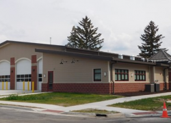 Fire station to be dedicated Saturday