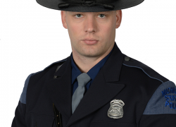 Paw Paw Post Trooper Receives International Recognition