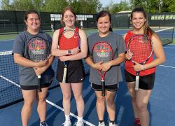 In the spotlight: girls tennis singles 2021