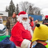 Community celebrates Santa and tree lighting