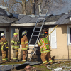 Fire destroys family's home