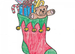 Christmas Coloring Contest winners