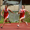 Two girls earn All State honors at MHSAA track finals