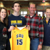 Pavelka signs with Spring Arbor
