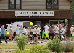 Year of Numbers for Alpha Family Center