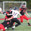 Red Hawks stand tough against Greenville
