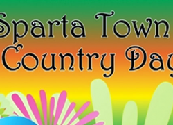 Sparta Town and Country Days 2012 Schedule