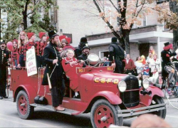 City's 1929 fire truck to get face-lift