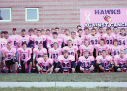 Hawks against cancer