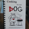 Dog rescue fundraising with doggie cookbook