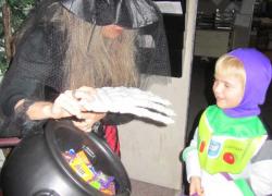 Spook-tacular success
