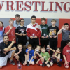 Youth wrestlers rack up trophies