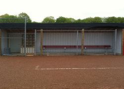 Community steps up and delivers new dugouts