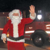 Residents celebrate tree lighting