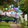 Walkers raise funds for pregnancy care center