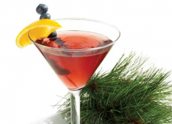 Mixing up Holiday Cheer with Iced Tea