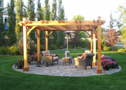 Create an outdoor sanctuary in your backyard