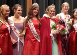 New Red Flannel royalty crowned