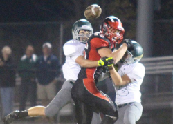 Red Hawks lose to Falcons
