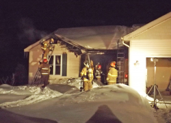 Quick response saves group home