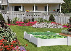 Spring into fresh produce faster with early season gardening tricks