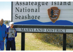 The Post travels to Assateague Island