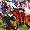 Red Hawks roll over Sparta in second week showdown 44-6