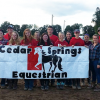 Equestrian team heads to regionals