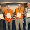 Cedar Springs man among those honored by DNR
