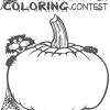 The POST Pumpkin Coloring Contest 2014
