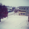 Early snowstorm slams West Michigan