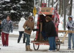 Winter shows up for Winterfest