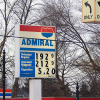 Gas prices fall below $2