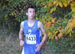 CTA's Les Miner named Cross Country All-American