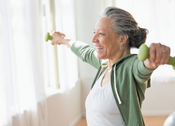 Happy & healthy: tips for aging well