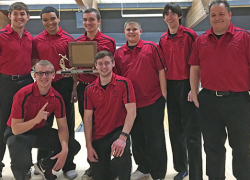 Red Hawk boys bowlers win OK Bronze team title
