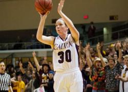 Karger named women's basketball player of week