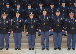 State police adds 13 motor carrier officers