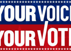 Don't forget to vote Tuesday in primary