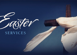 Easter Services 2016