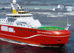 """""""Boaty McBoatface"""" leads names for new research vessel"""