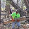 CBDT cleans up land along Cedar Creek