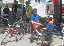Bicycle donations needed for kids' event