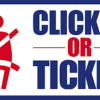 Statewide Click It or Ticket campaign starts next week
