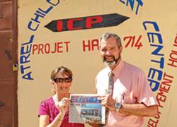 The Post travels to Haiti